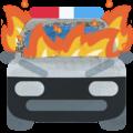 :burning_cop_car: